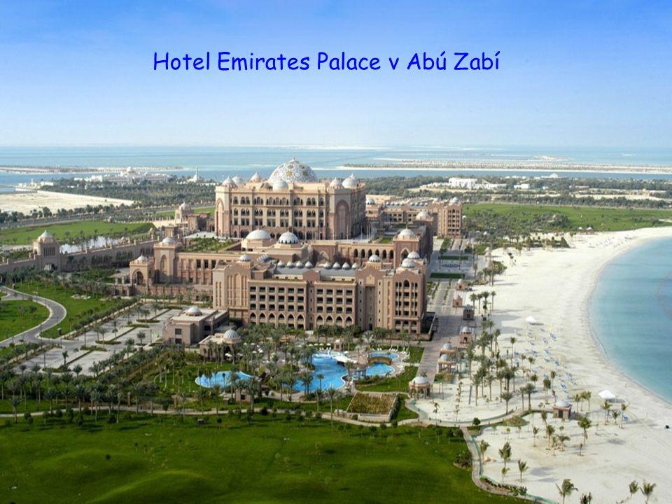 Jen před několika týdny pak Emirates Airlines představily jako první na světě výsadu pro cestovatele, kteří využívají business class.