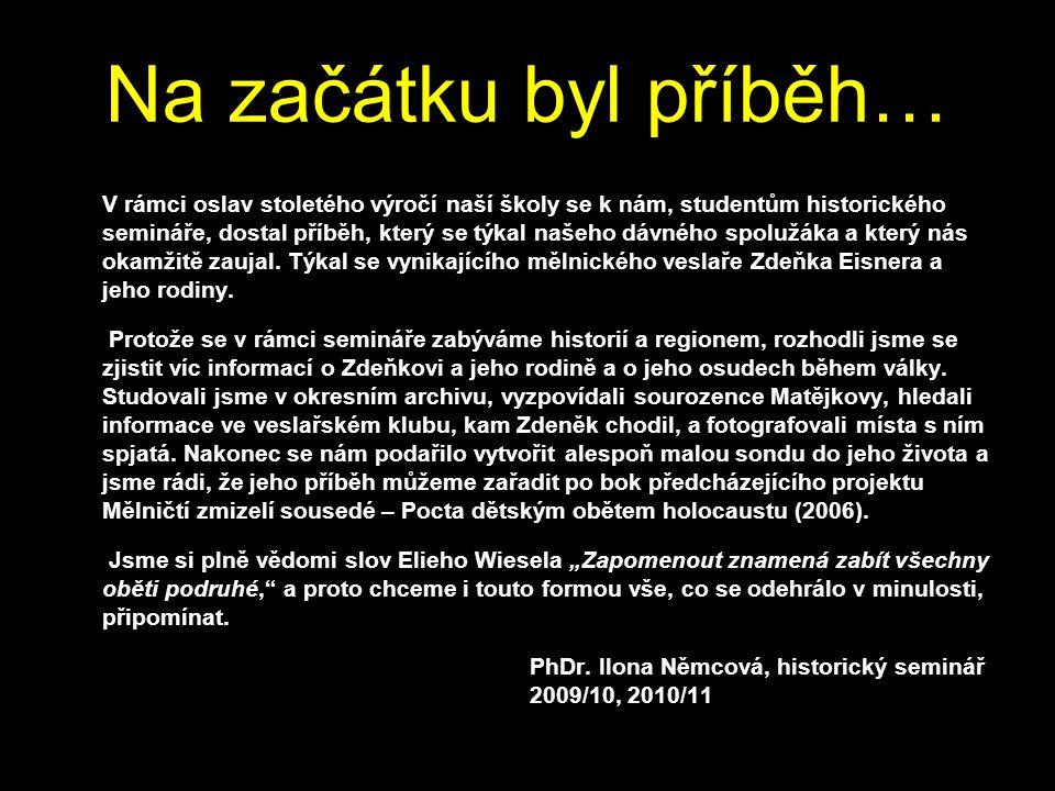 1.6.2011 O nás Studenti historického semináře 2010-2012