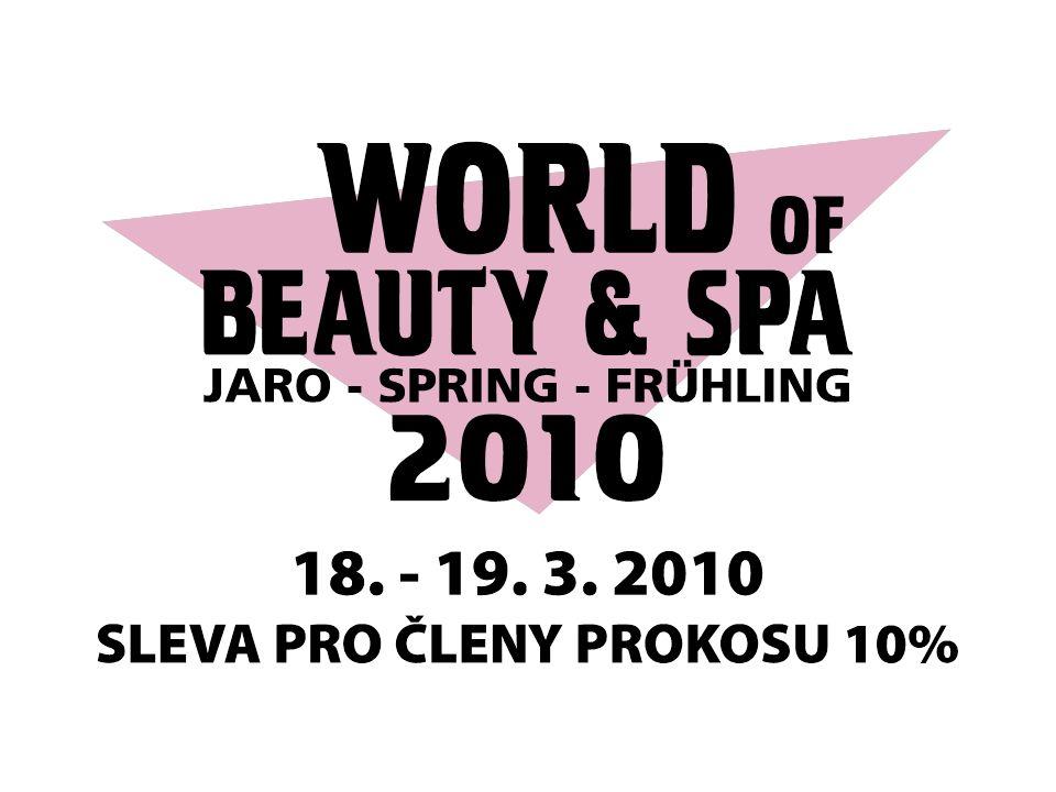 •Společnost BEAUTY EXPO, pořadatel veletrhů kosmetiky, kadeřnictví a zdravého životního stylu, plánuje 9.