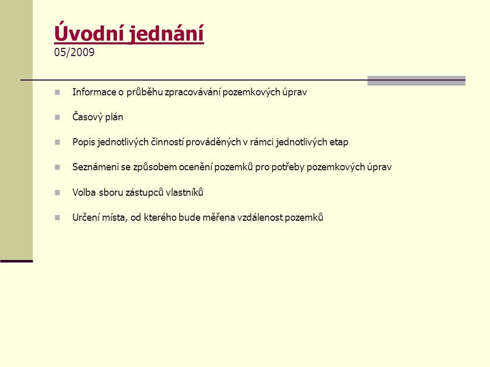 Porovnání stavu před a po KPÚ: