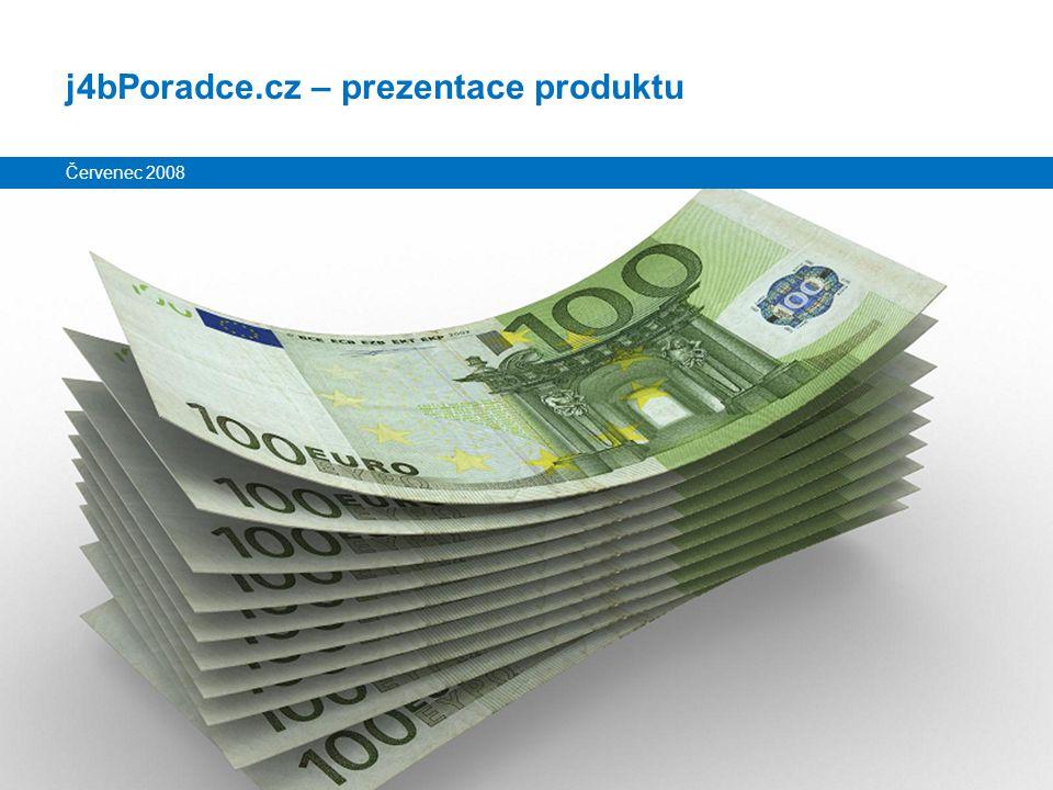 j4bPoradce.cz – prezentace produktu Červenec 2008