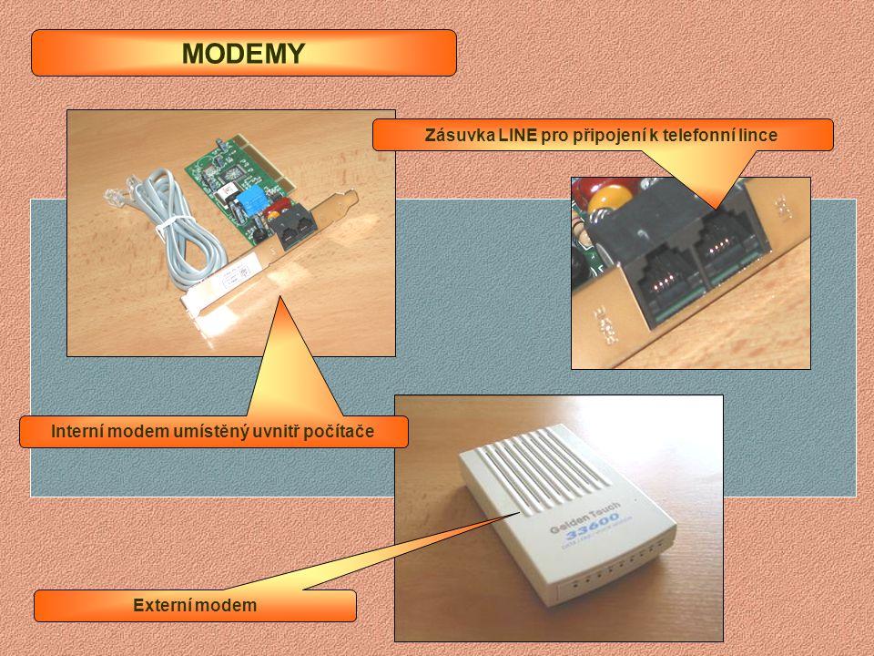 GRAFICKÁ KARTA Výstupní zásuvka pro připojení monitoru Některé grafické karty mají vlastní větráček