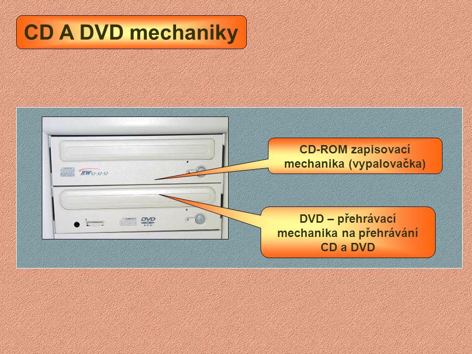 """PEVNÝ DISK DISKETA A DISKETOVÁ MECHANIKA Tlačítko pro vyjmutí diskety z počítače – je vysunuté. Pokud je v mechanice disketa ! Přesouvací """"čtvereček"""""""