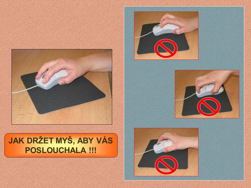 Grafická karta - monitory COM2 - některé modemy a další zařízení USB – fotoaparáty, skenery, tiskárny a mnoho dalších zařízení COM1 - starší typy myší