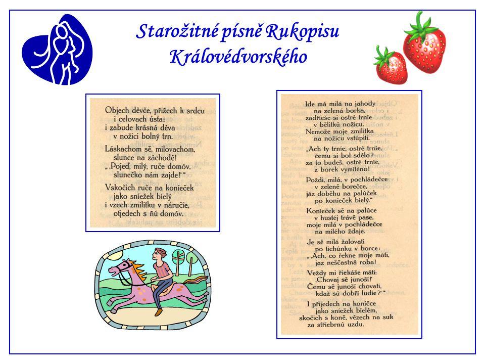 Václav Hanka 10.6.1791 Hoříněves – 12.1.