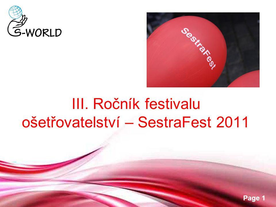 Free Powerpoint Templates Page 12 Více o nás www.sworld.cz www.sestrafest.cz