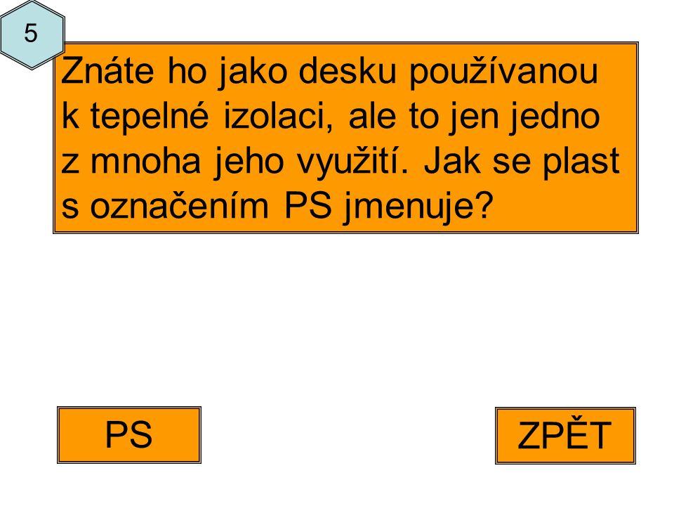 ZPĚT TP Od r.