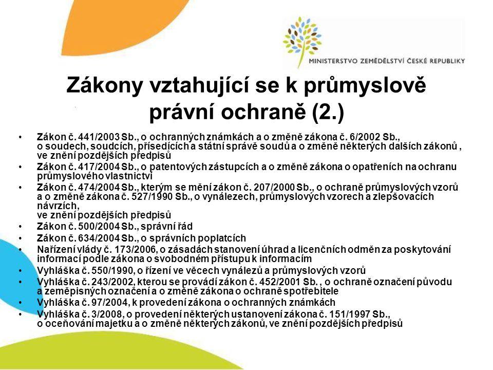 Podle statistiky tvoří tuzemské patenty jen desetinu patentů přihlášených v ČR – STAV K 31.12.2009.