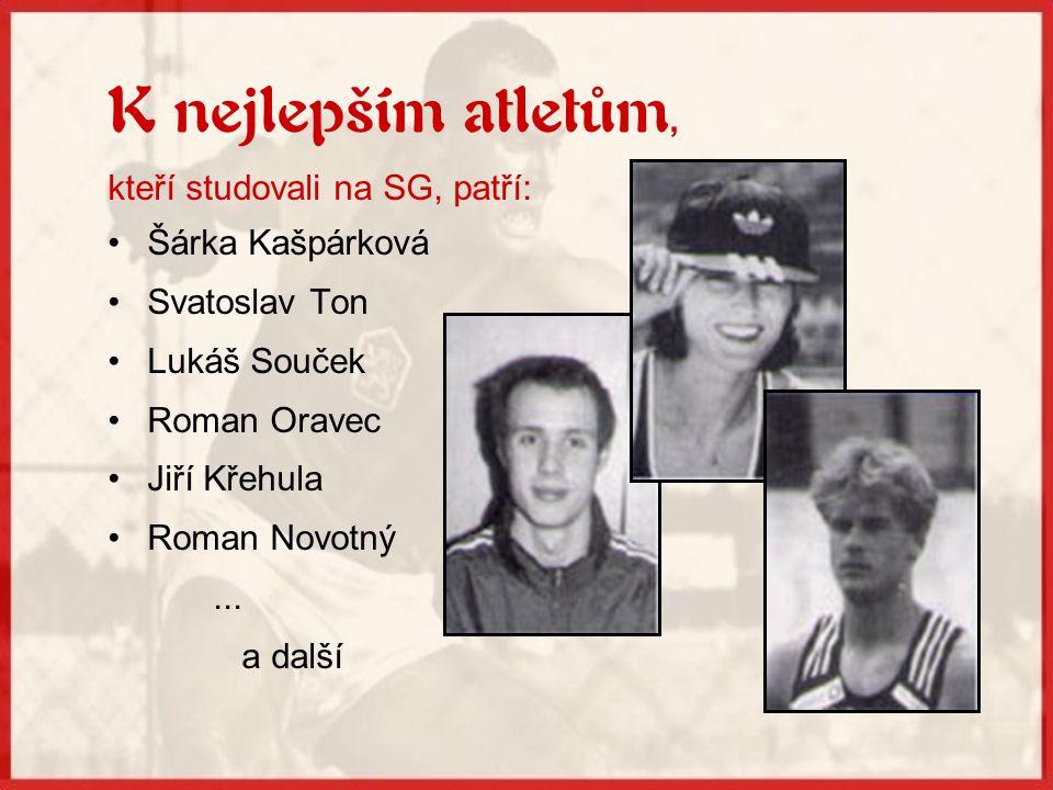 Za tuto dobu reprezentovalo ČR na mezinárodních akcích 42 atletů.