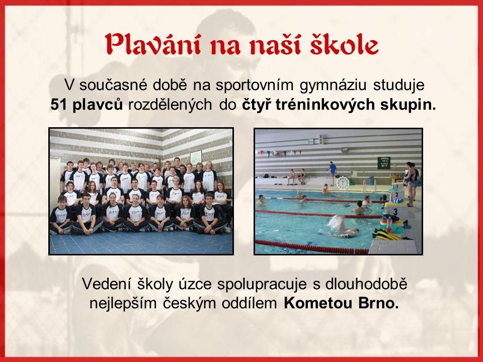 Trenéry plavání jsou: •B•Bc.Marika Tobiášová •D•Drahomíra Karásková •M•Mgr.