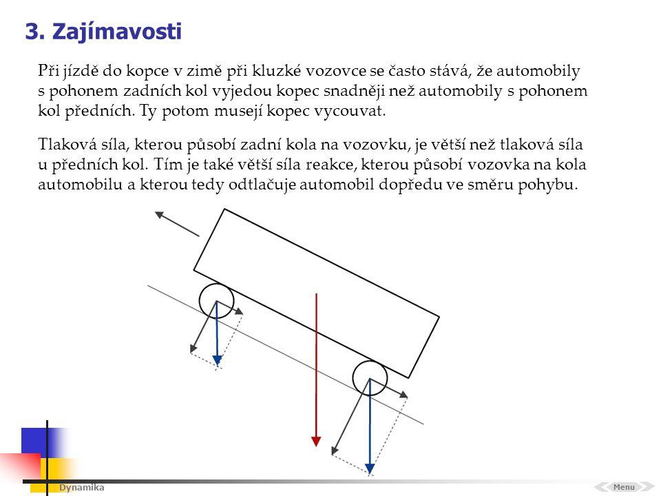Dynamika 3.