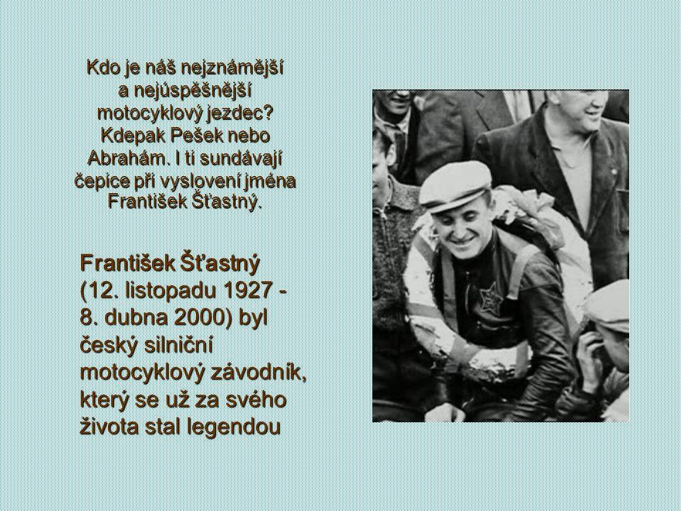 František Šťastný ŠťastnýFrantišek