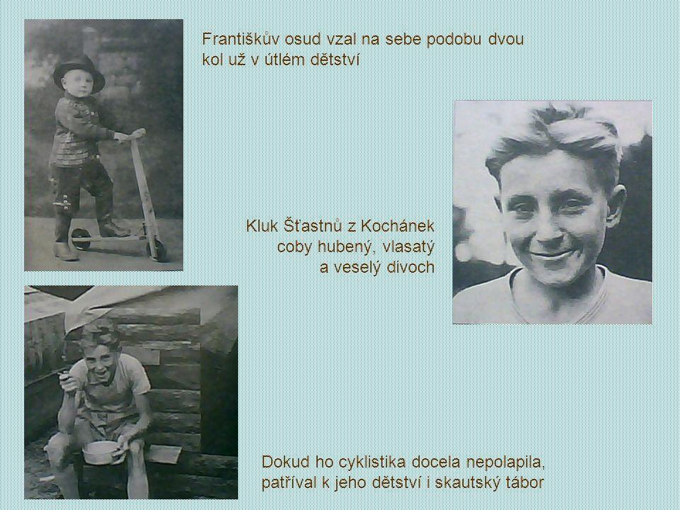 1948 - Jičín - pád v rychlosti 110 km/h, úraz krční páteře, levého kolena, bezvědomí 20 minut 1950 - Liberec - pád v rychlosti 130 km/h, úraz pravého