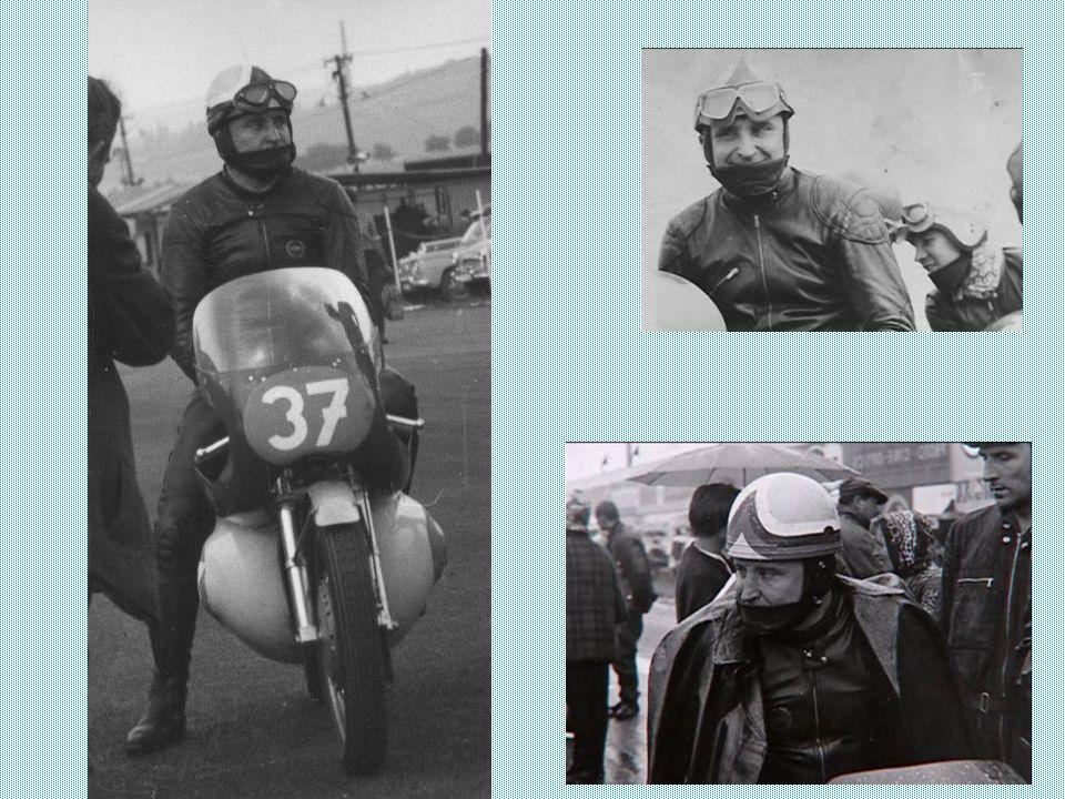 Po ukončení závodnické kariéry pracoval v Motoristické redakci Československé televize. I tady byl hvězdou… vtipálek, oblíbený společník, lidový vypra