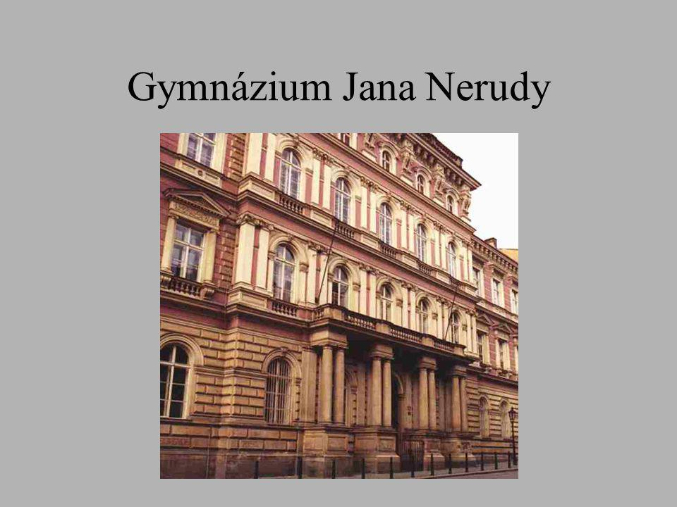Gymnázium Jana Nerudy