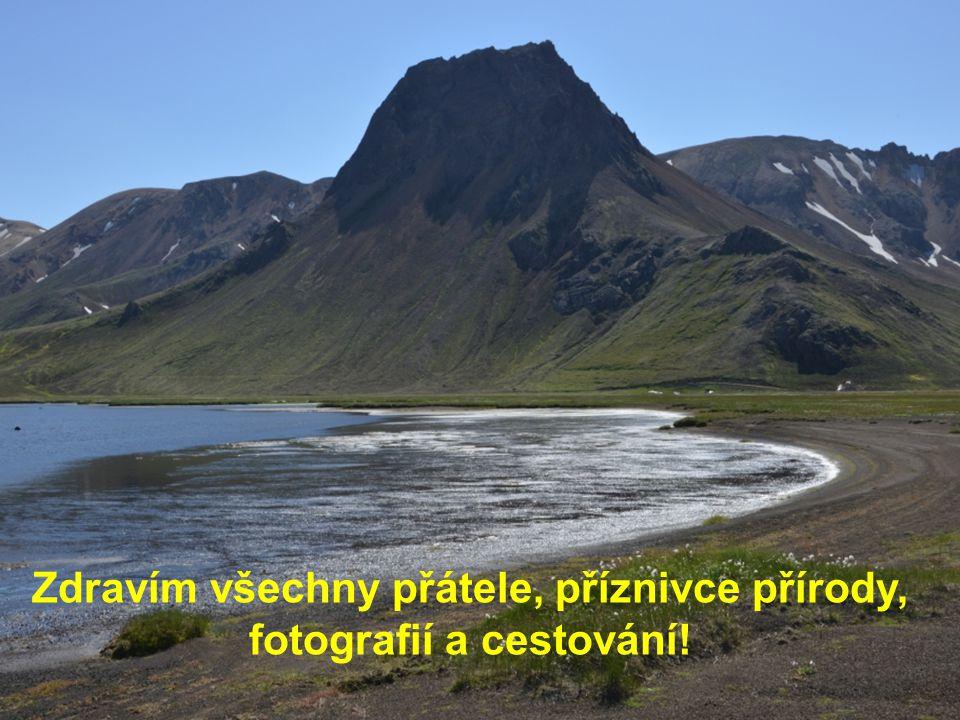Zdravím všechny přátele, příznivce přírody, fotografií a cestování!