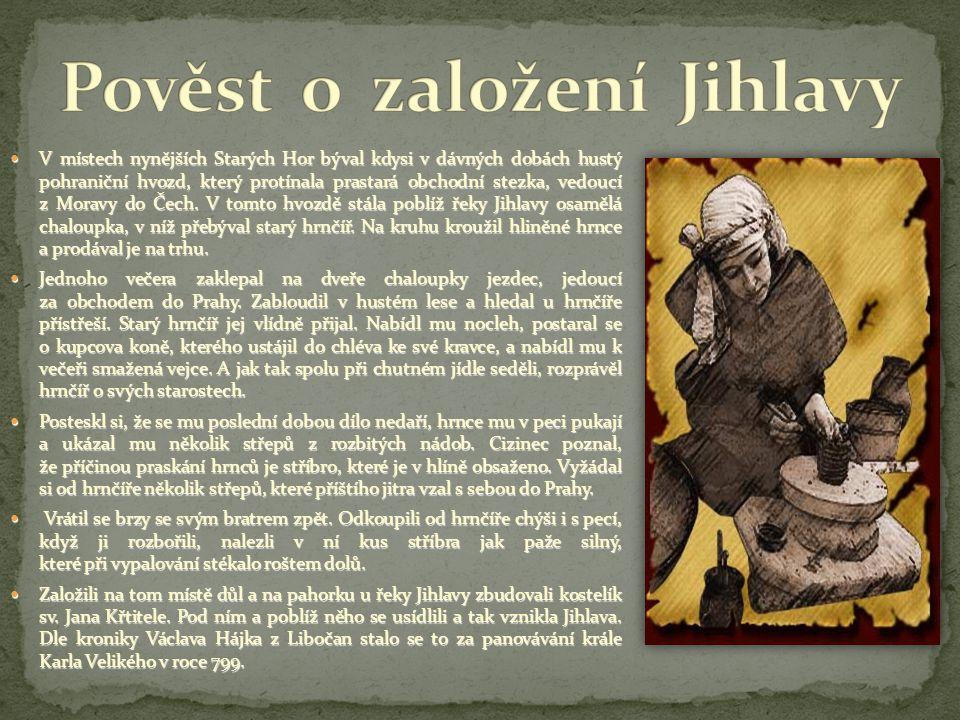 Informace V roce 1998 byla jihlavským magistrátem v lokalitě Jihlava – Lesnov zřízena takzvaná Hornická naučná stezka.