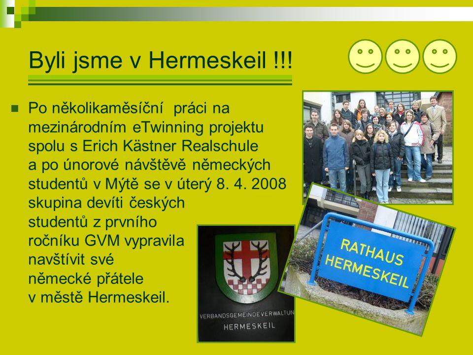 Byli jsme v Hermeskeil !!.