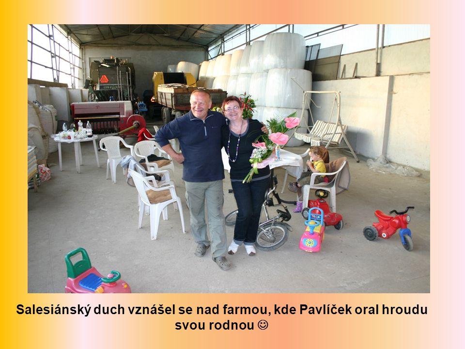 Společně s Jožkou Glogarem poznávali pak slovenskou zem.