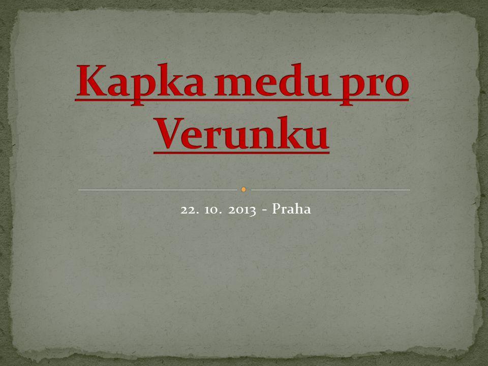 22. 10. 2013 - Praha