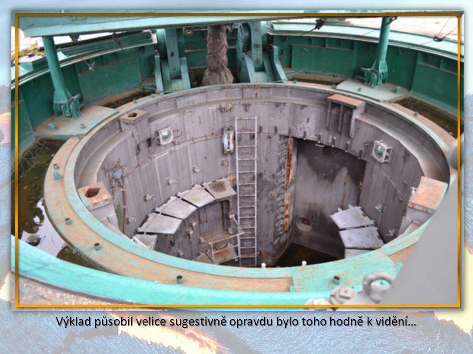 Další cíl naší cesty byla raketová základna Pjervomajsk, kde je dnes muzeum. Dříve nebylo možno se tam podívat, byl to přísně střežený objekt.