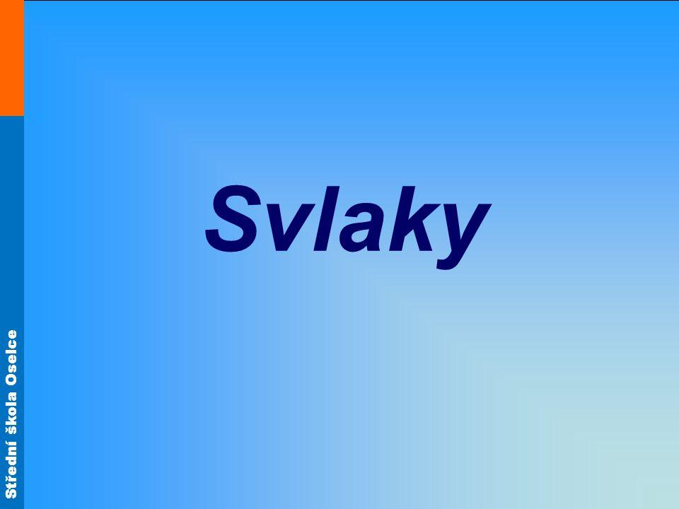 Střední škola Oselce Svlaky