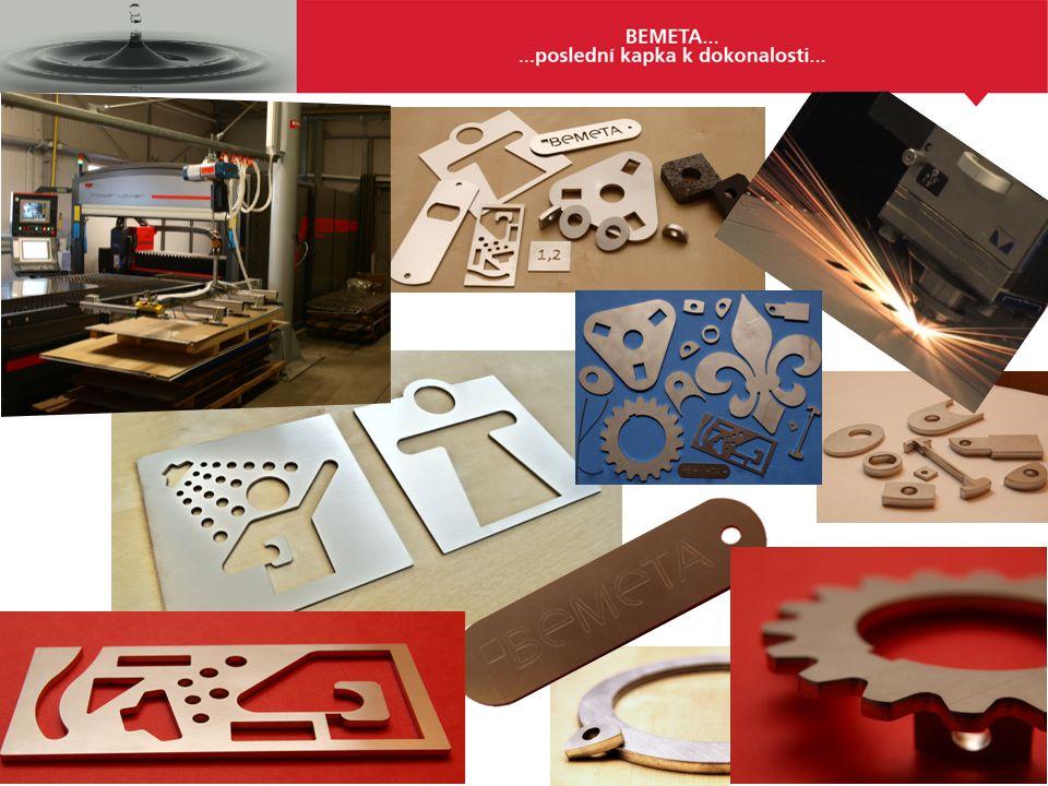 Pro tvarové ohýbání používáme CNC ohraňovací lis ERMAK HAP 3120 s nástroji AMADA.