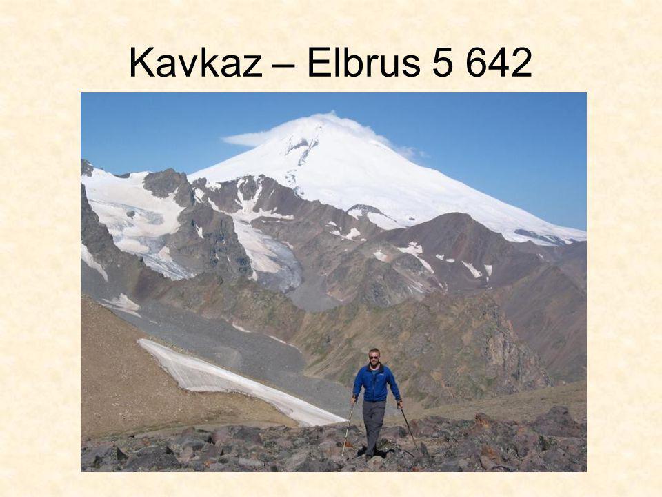 Kavkaz – Elbrus 5 642