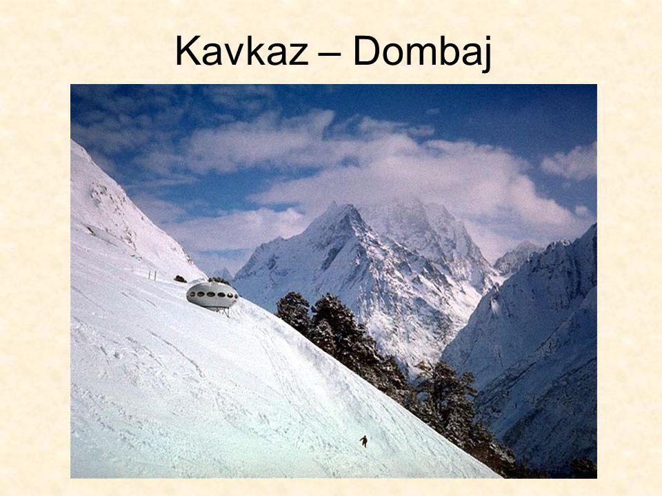 Kavkaz – Dombaj