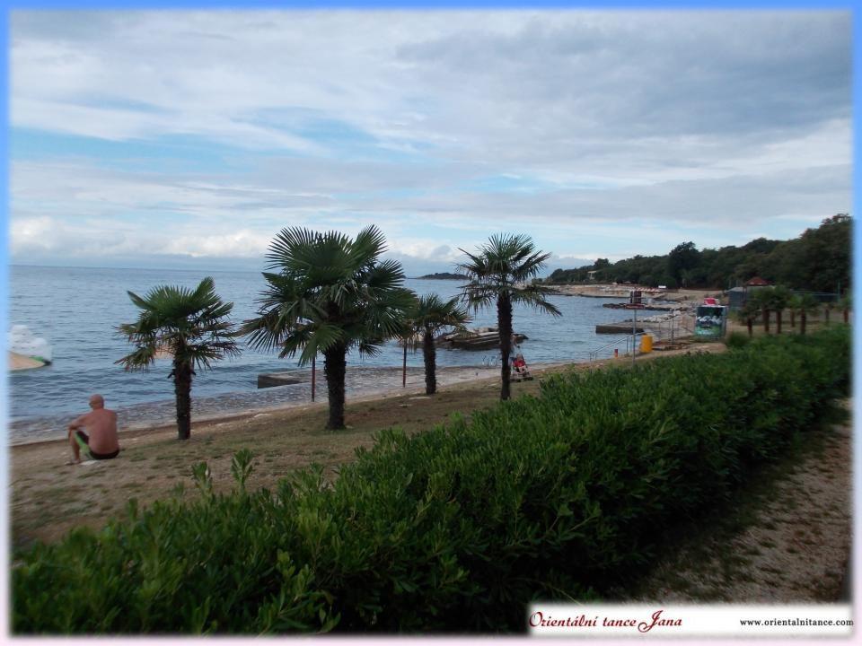  Pláže  za kvalitu a čistotu oceněny Modrou vlajkou  přírodní kamenité pláže s travnatými plochami na slunění, oblázkové a štěrkové pláže, často uměle rozšířené, doplněné vesměs oblázky, betonovými platy a terasami