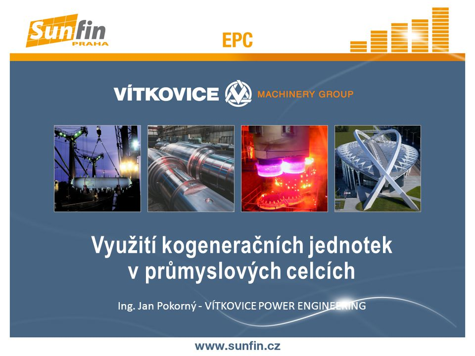 CERTIFIKACE společnosti VÍTKOVICE POWER ENGINEERING