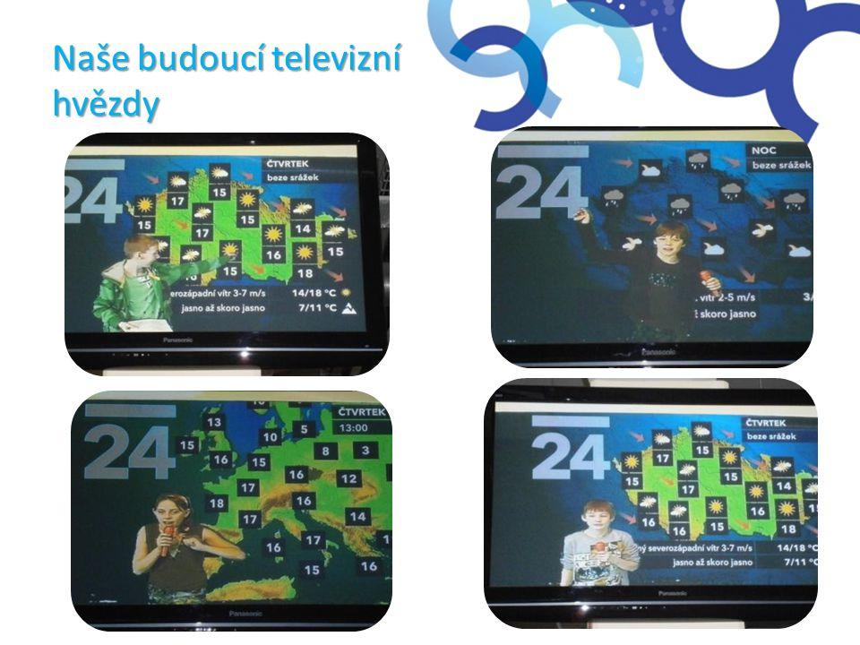 Naše budoucí televizní hvězdy