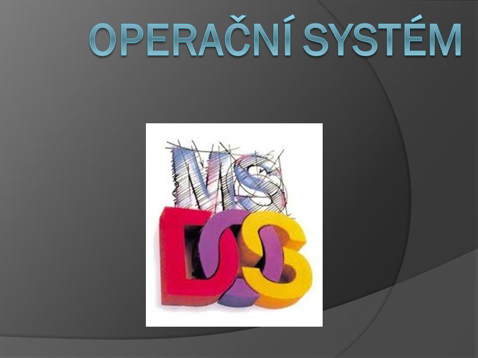 Příkazový řádek  představuje uživatelské rozhraní, ve kterém uživatel s programy nebo operačním systémem komunikuje zapisováním příkazů do příkazového řádku.