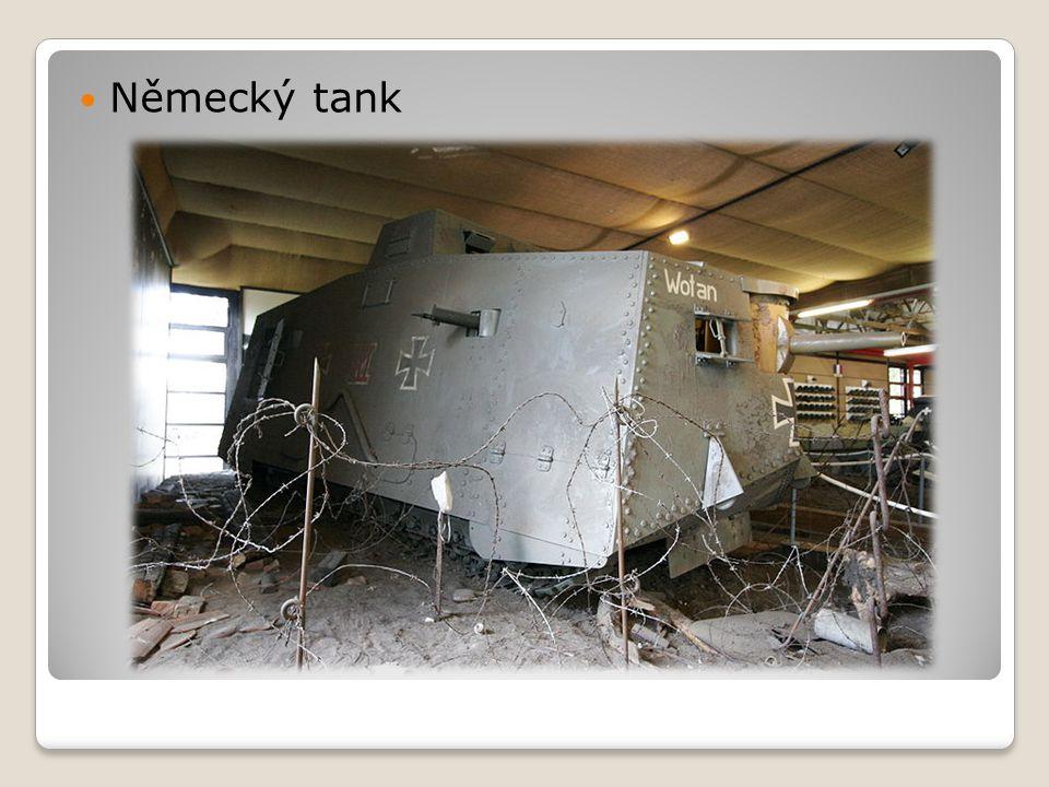  Německý tank
