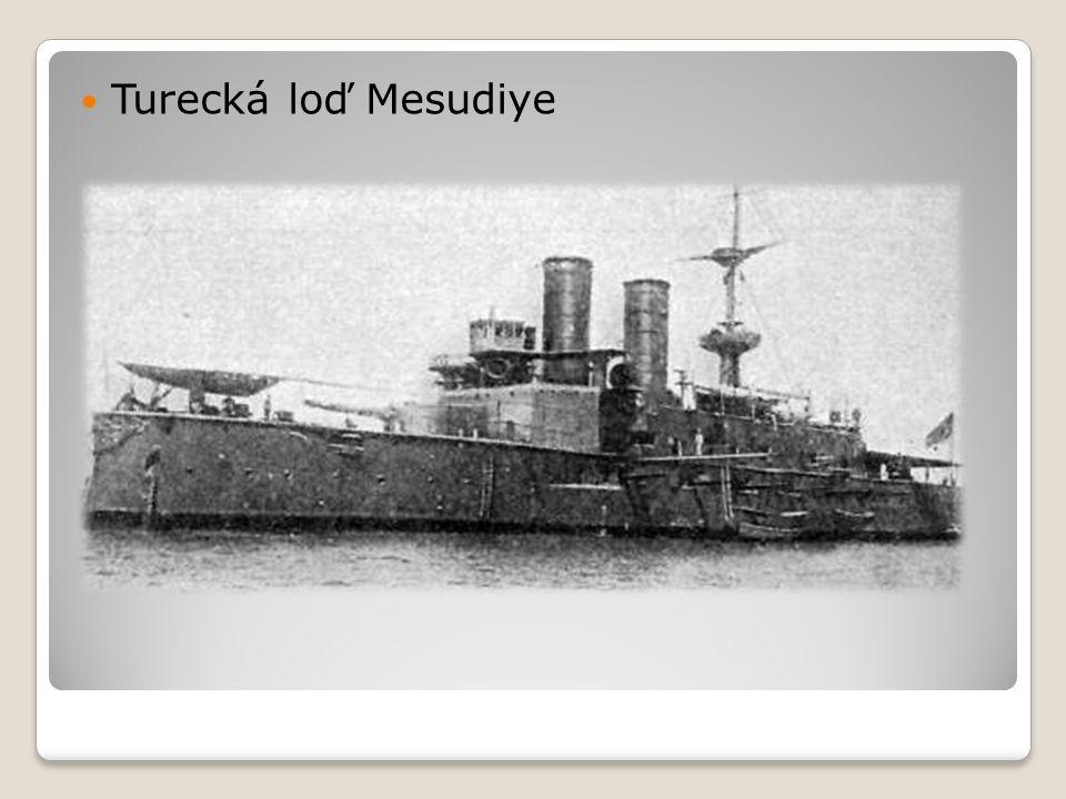  Turecká loď Mesudiye