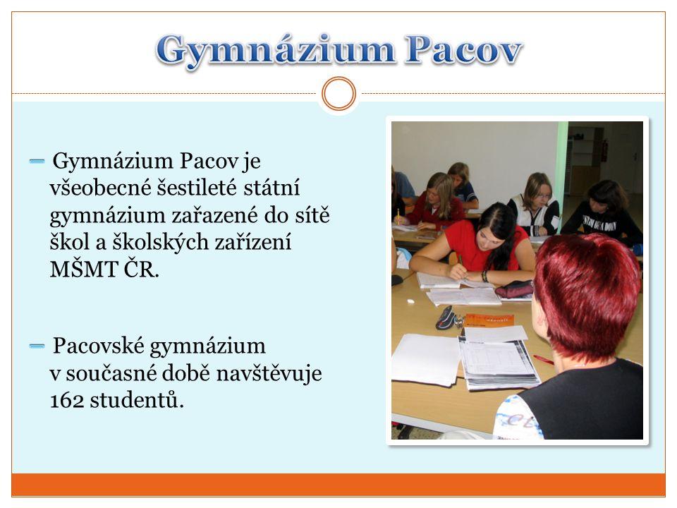 Základním cílem školy je příprava studentů na další studium na vysokých a vyšších odborných školách.