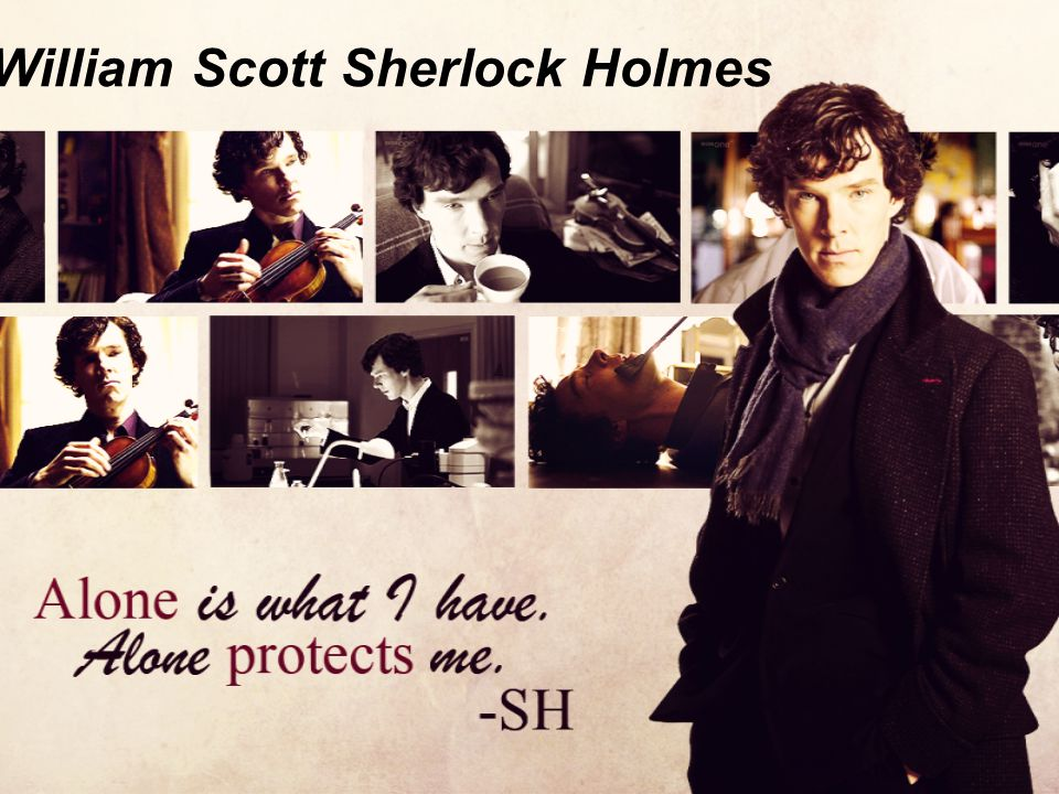 William Scott Sherlock Holmes