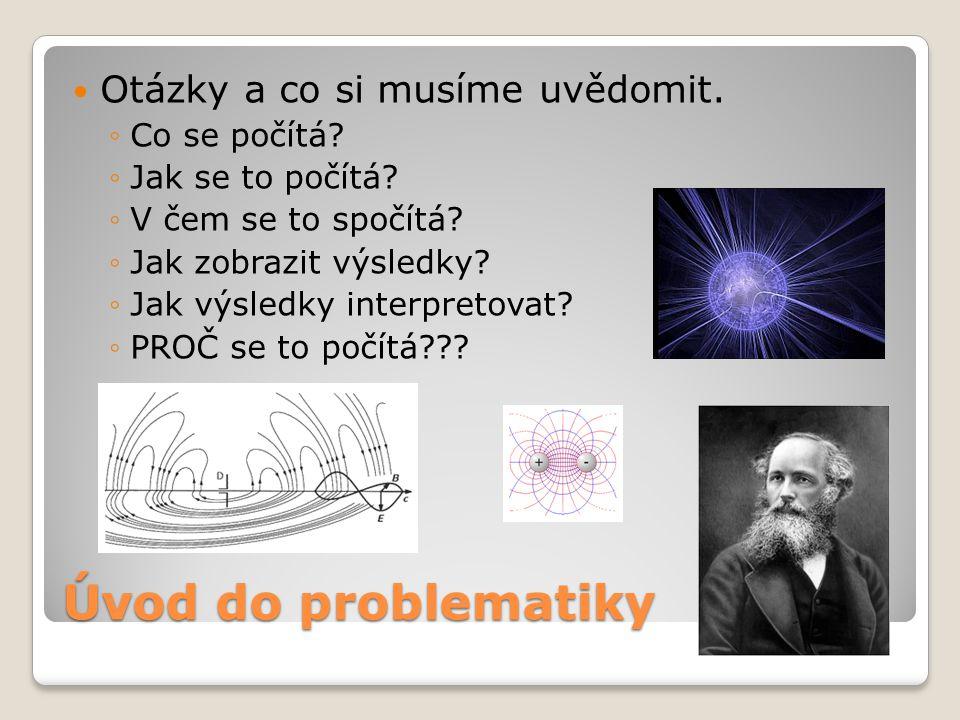 Úvod do problematiky  Otázky a co si musíme uvědomit.