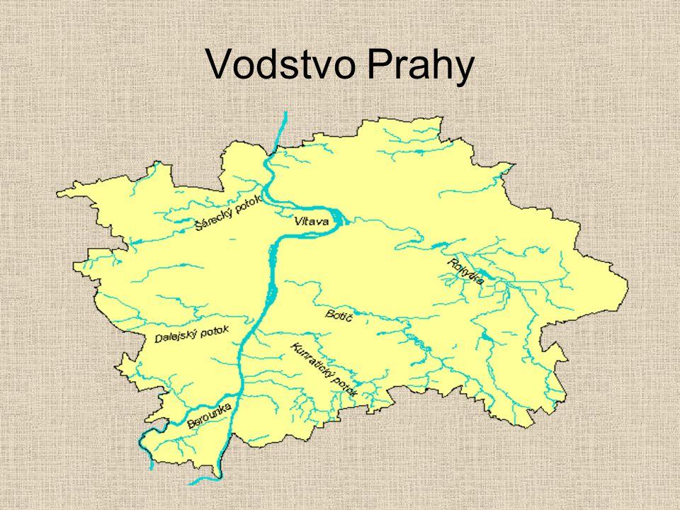 PR V pískovně •Umístění: Území leží v povodí potoka Rokytky na rozhraní katastrů Dolní Počernice a Hostavice.