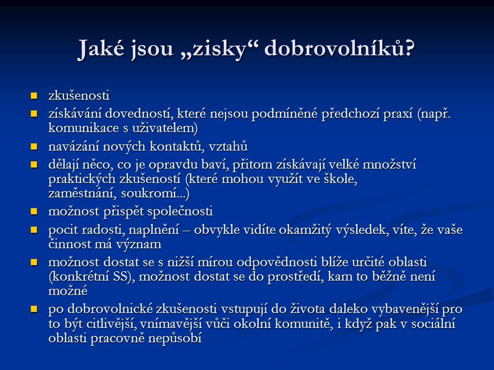 Děkuji za pozornost a přeji spoustu šikovných dobrovolníků ! www.dcul.cz