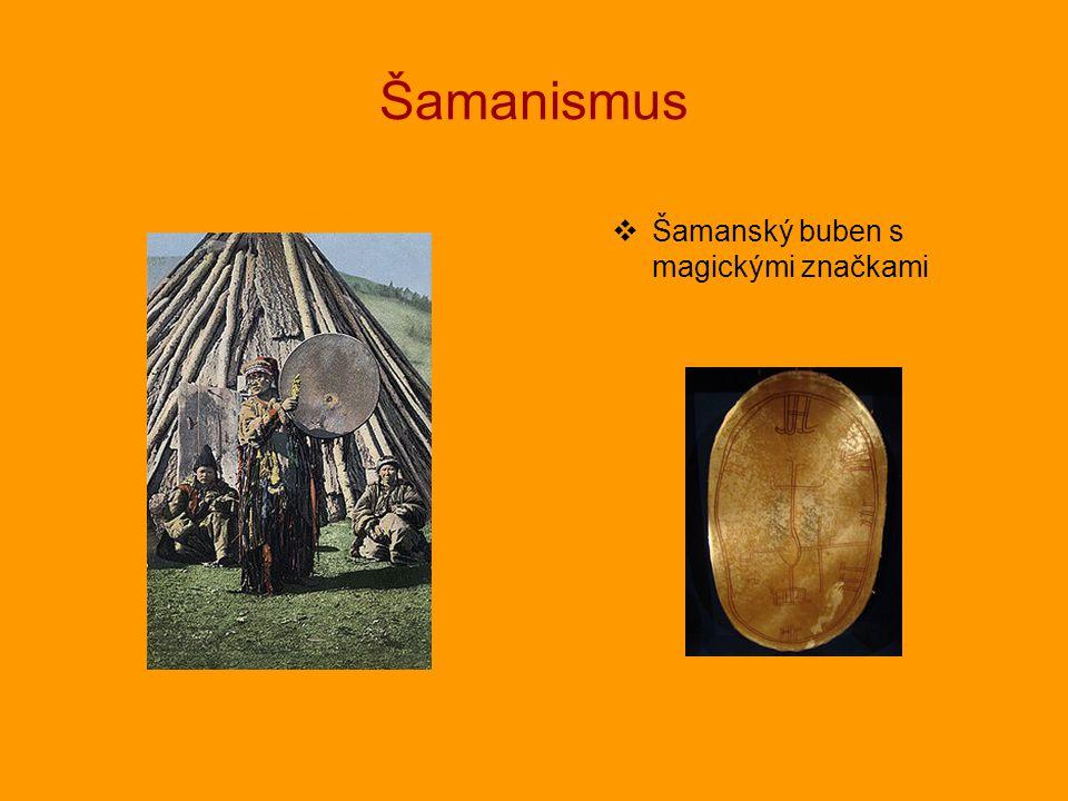 Bicí nástroje  Djembe  Šamanský buben, magické značky  Tama, mluvící buben