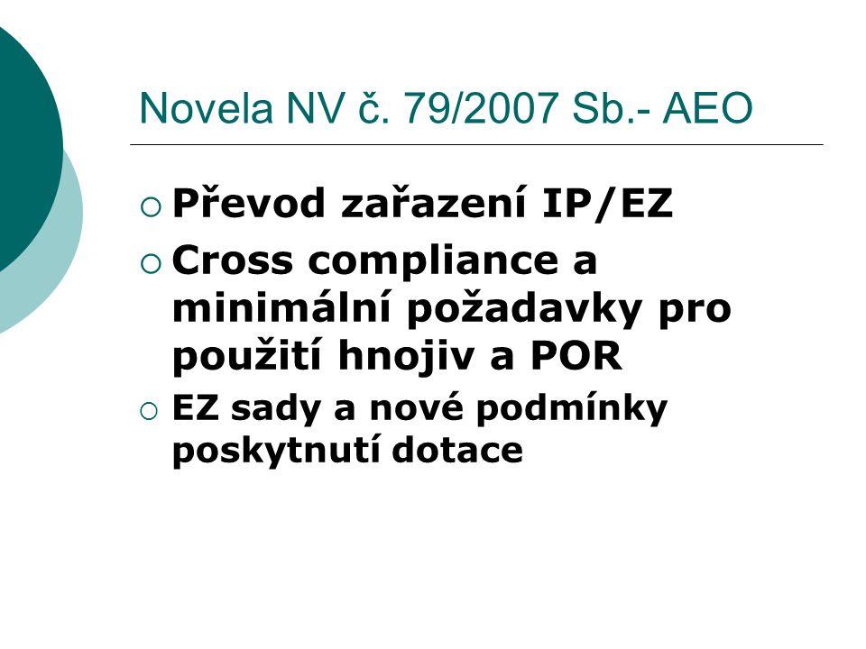 Novela NV č.