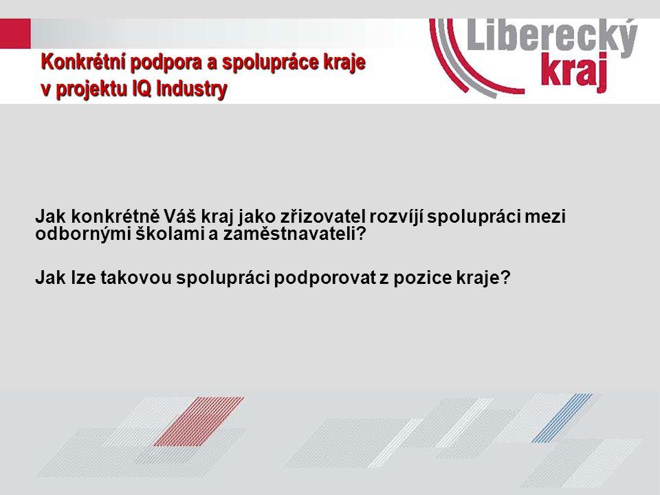 Děkuji Vám za pozornost RNDr. Robert Gamba robert.gamba@kraj-lbc.cz