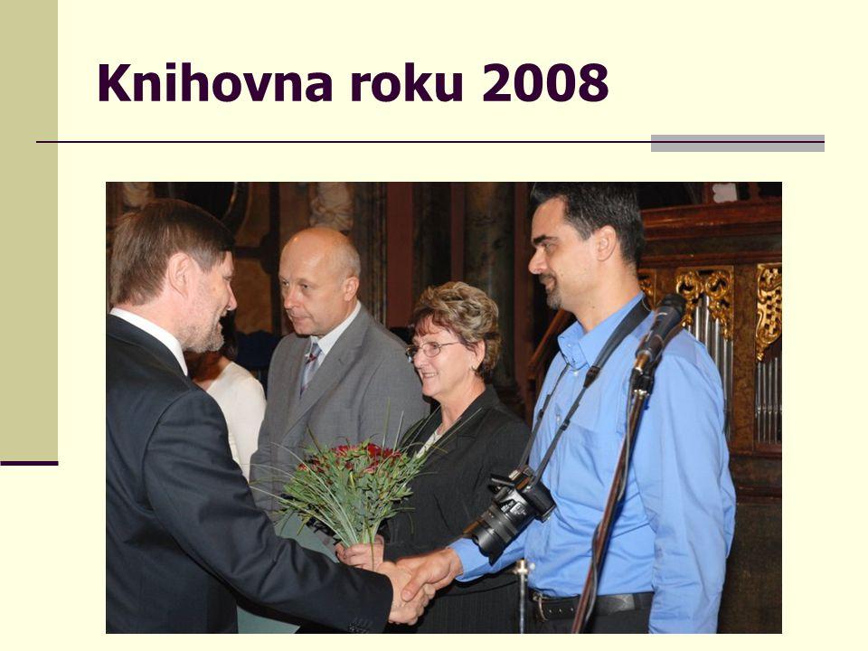Knihovna roku 2008