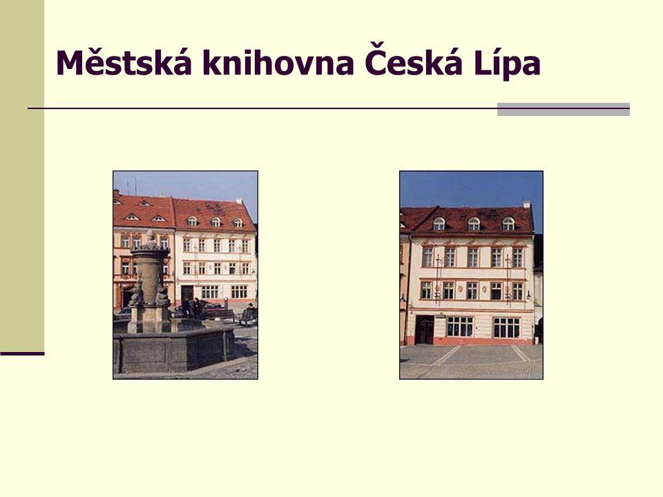 Městská knihovna Česká Lípa
