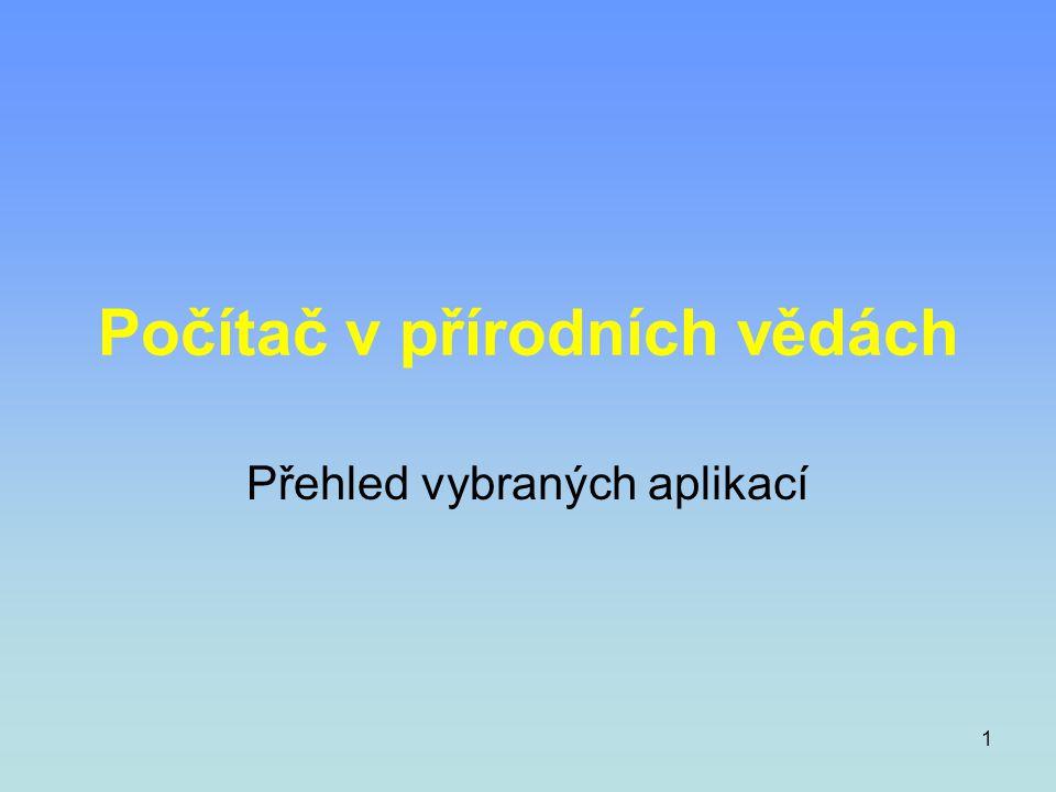 12 1.Vyhledávání informací z oboru na Internetu Přístup k neviditelnému webu •Běžné vyhledávací nástroje (vyhledávací stroje, angl.