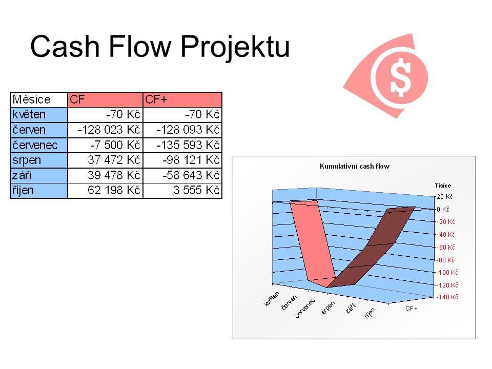 Cash Flow Projektu