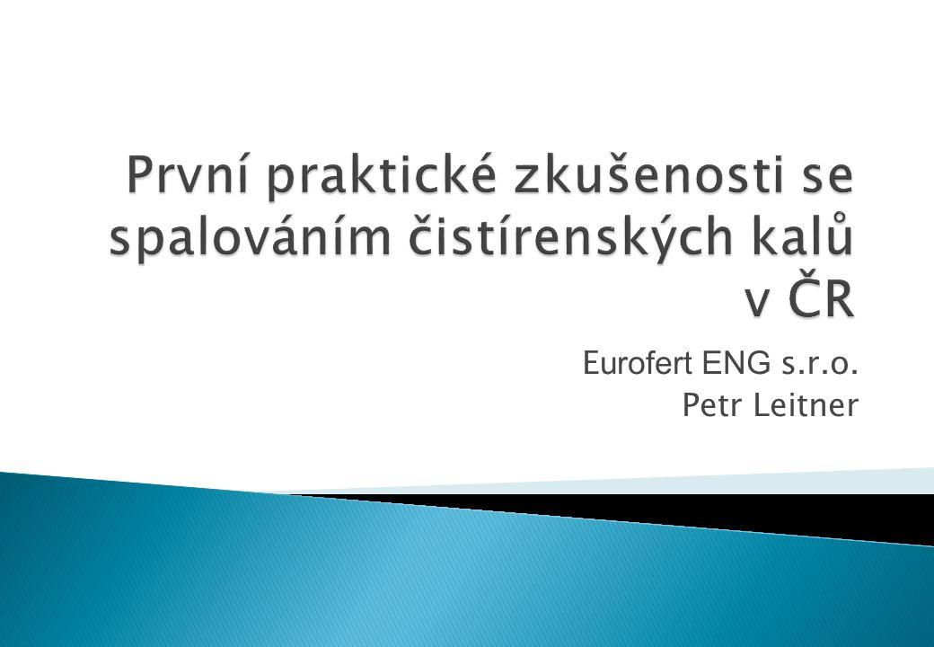 E urofert ENG s.r.o. Petr Leitner