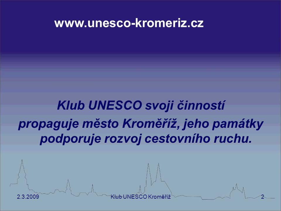 2.3.2009Klub UNESCO Kroměříž13