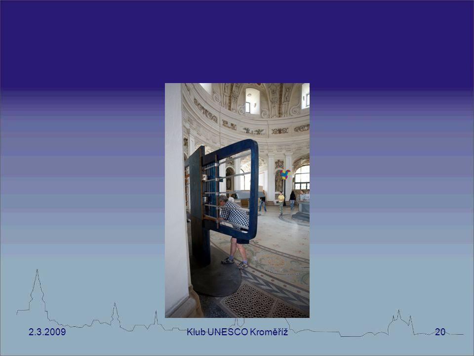 2.3.2009Klub UNESCO Kroměříž20